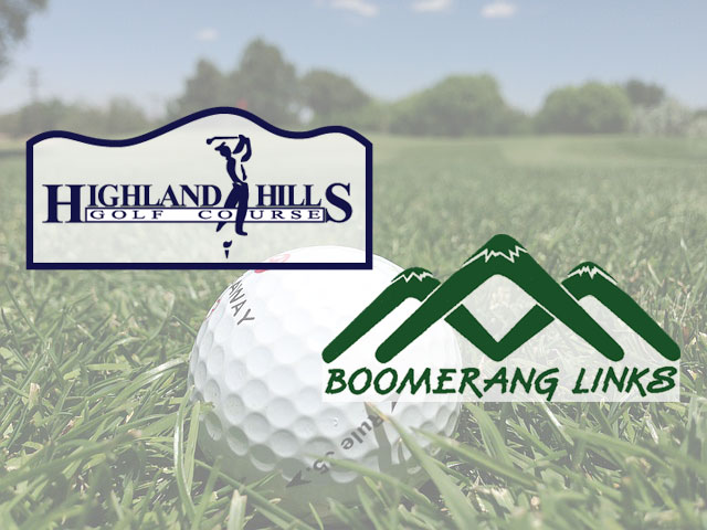 One Man Scramble Golf Tournament (HHMGA) @ Highland Hills