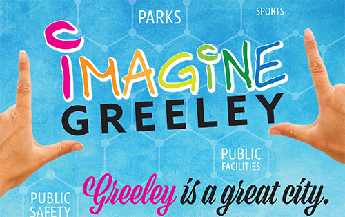 Imagine Greeley Kickoff! (Workshop) @ Aims Community College - Cornerstone Building (East Entrance)
