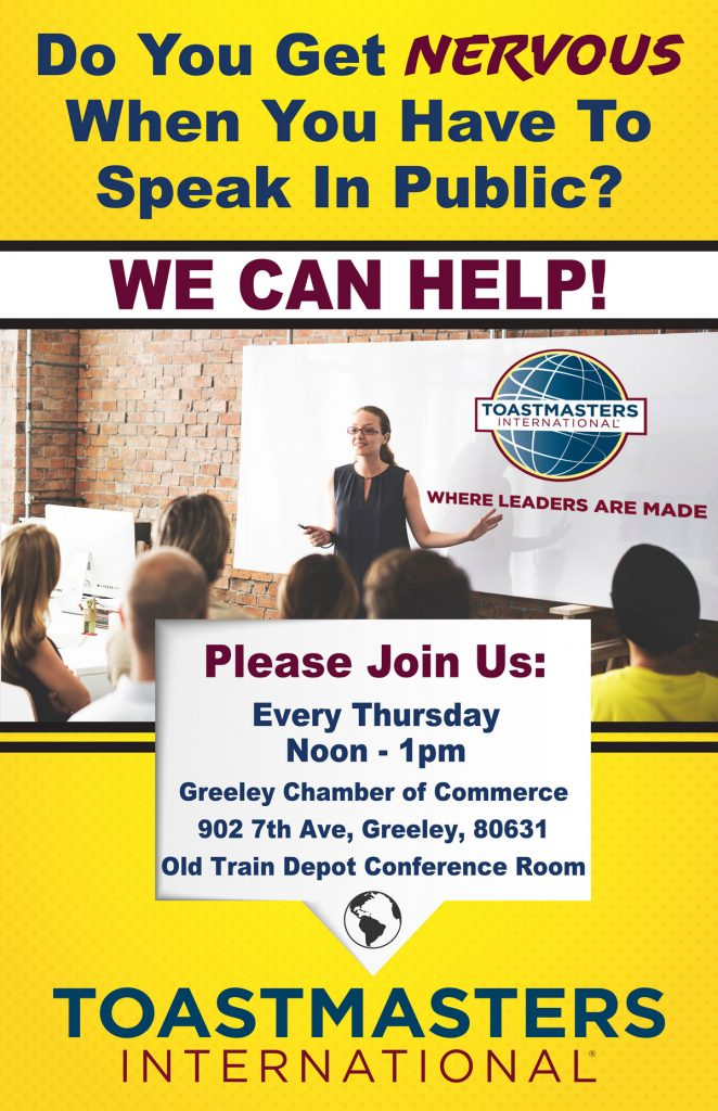 Greeley Noon Toastmasters