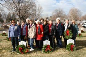 Wreaths Across America @ Linn Grove Cemetery | Greeley | Colorado | United States