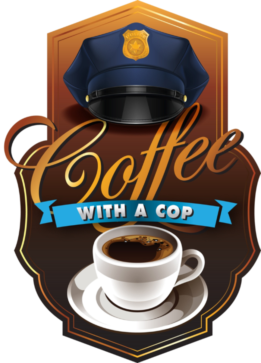 Image result for coffee with a cop