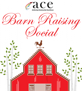 ACE Barn Raising Social @ Holloway Barn | Fort Collins | Colorado | United States