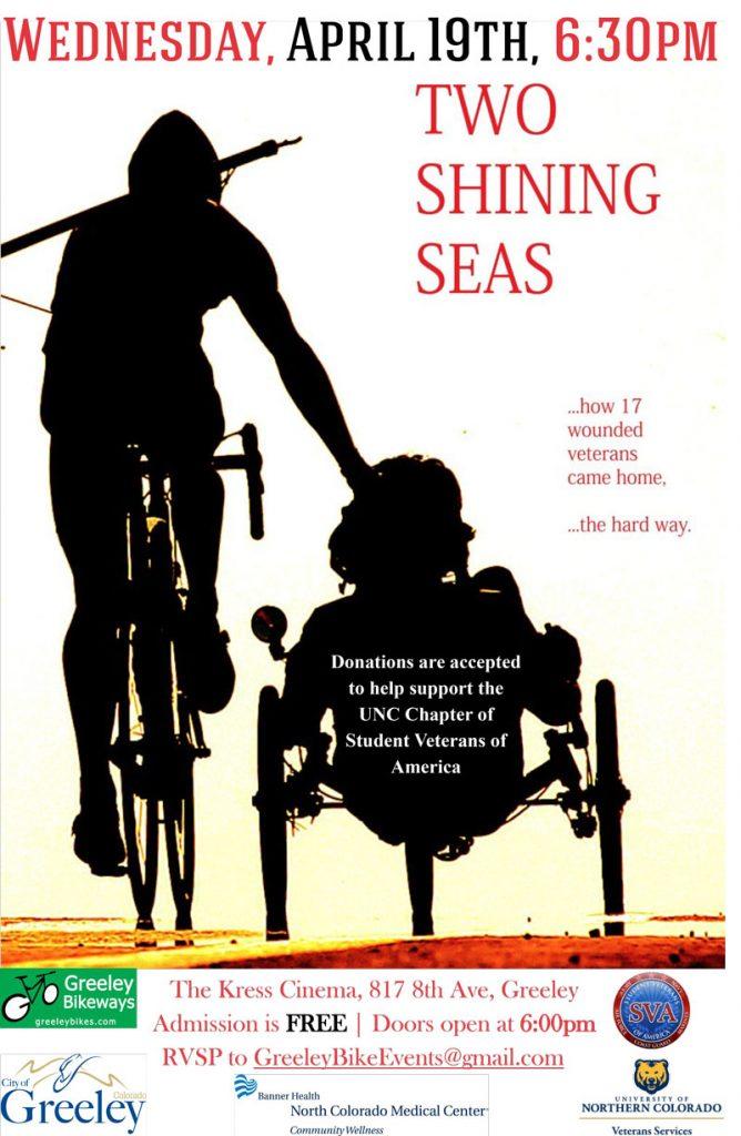Two Shining Seas @ Kress Cinema & Lounge