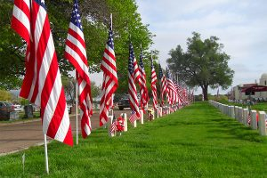 Memorial Day Remembrance Ceremony @ Linn Grove Cemetery