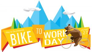 Bike to Work Day @ Greeley, Windsor and Evans