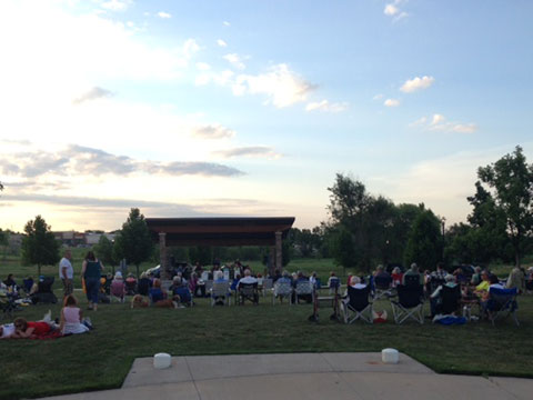 Summer Concert Series at the Family FunPlex