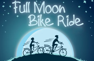 Full Moon Bike Ride @ Poudre Learning Center Trailhead | Greeley | Colorado | United States