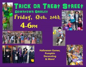 Trick Or Treat Street 2018 @ 9th Street Plaza