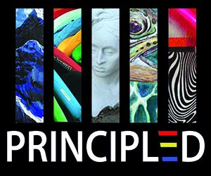 """Principled"" Exhibit Artist Talk & Reception @ Tointon Gallery"