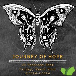 Journey of Hope @ UNC - University Center