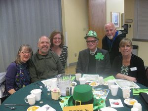 St. Patrick's Day Lunch @ Greeley Active Adult Center
