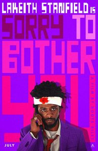 UNC International Film Series: Sorry to Bother You @ Lindou Auditorium, UNC Michener Library | Greeley | Colorado | United States