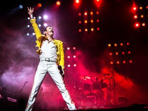 One Night of Queen @ Union Colony Civic Center