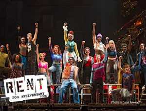 RENT 20th Anniversary Tour @ Union Colony Civic Center | Greeley | Colorado | United States