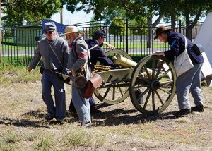 Civil War Weekend - 2019 @ Centennial Village Museum