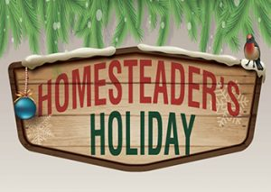 Homesteader's Holiday - 2019 @ Centennial Village Museum