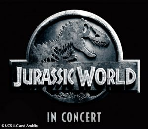 Jurassic World In Concert: With the Greeley Philharmonic Orchestra @ Union Colony Civic Center