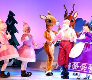 Rudolph the Red-Nosed Reindeer: The Musical @ Union Colony Civic Center