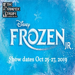 The Stampede Troupe presents Frozen JR