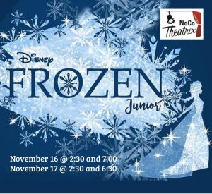 NoCo Theatrix presents Frozen, JR. @ Union Colony Civic Center, Hensel Phelps Theater | Greeley | Colorado | United States