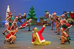 Dance Factory Presents:  The Grinch @ Union Colony Civic Center