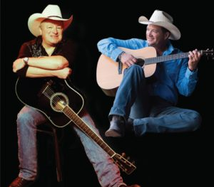 Mark Chesnutt & Tracy Byrd Hosted by Brian Gary, Todd Harding and Susan Moore @ Union Colony Civic Center
