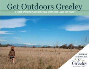 """Get Outdoors Greeley"" Virtual Public Meeting @ Online via Zoom"